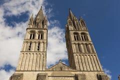 Abbaye aux Hommes, Caen Stock Photos