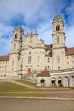 Abbaye bénédictine d'Einsiedeln photos stock