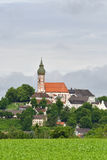 Abbaye d'Andechs Photos stock
