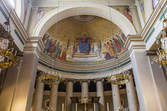 Abbaye d'en Laye, France de St Germain Photo libre de droits