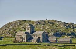 Abbaye d'Iona photo stock