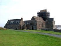 Abbaye d'Iona Photo libre de droits