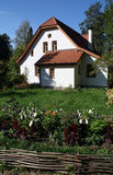 Abbaye dans le patrimoine Polenovo Photographie stock