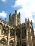 Abbaye de Bath Photos libres de droits