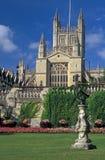 Abbaye de Bath Photo libre de droits