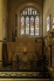 Abbaye de Bath Images libres de droits