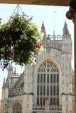 Abbaye de Bath, Bath, Angleterre R-U Photographie stock