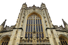 Abbaye de Bath en Angleterre photographie stock