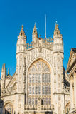 Abbaye de Bath, Royaume-Uni photographie stock