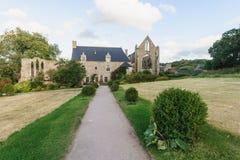 Abbaye de Beauport Arkivfoton