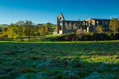 Abbaye de Bolton image libre de droits