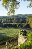 Abbaye de Bolton, Yorkshire du nord images stock