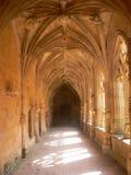 Abbaye de Cadouin, Dordoña (Francia) Foto de archivo