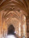 Abbaye de Cadouin, Dordogne (Frankreich) Stockbilder