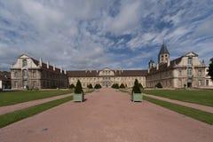 Abbaye de Cluny Photographie stock
