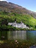 Abbaye de Connemara Photographie stock