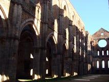 Abbaye de Deconsecrated photographie stock libre de droits