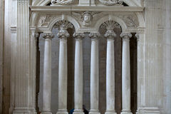 Abbaye de Fontevraud Photographie stock libre de droits