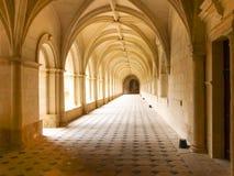 abbaye de fontevraud Royaltyfri Fotografi