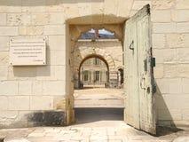 abbaye de fontevraud Royaltyfri Foto