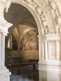 Abbaye de Fontevraud Stock Image