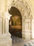 Abbaye de Fontevraud Royalty Free Stock Image