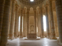 Abbaye de Fontevraud Stock Photography