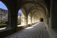 Abbaye de Fontevraud, Loiretal, Frankreich Lizenzfreie Stockbilder