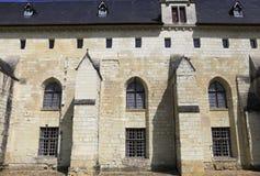Abbaye de Fontevraud, Val de Loire, France Stock Photos