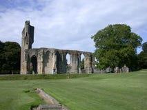 Abbaye de Glastonbury à Somerset Photographie stock libre de droits
