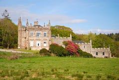 Abbaye de Glenbarr. Photographie stock