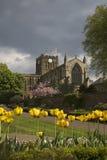 Abbaye de Hexham Image libre de droits
