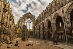 Abbaye de Holyrood Photo stock