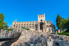 Abbaye de Jedburgh Photographie stock