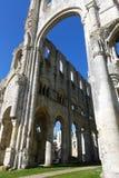 Abbaye de Jumieges Image libre de droits