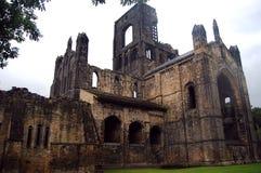 Abbaye de Kirkstall Images stock