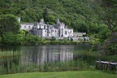 Abbaye de Kylemore Images libres de droits