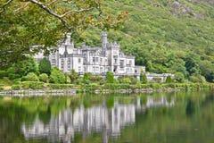 Abbaye de Kylemore, Connemara, à l'ouest de l'Irlande photo stock