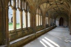 Abbaye de Laycock Photos stock