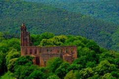 Abbaye de Limbourg Photos libres de droits