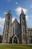 Abbaye de Maredsous stock photos