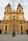 Abbaye de Melk Photos stock