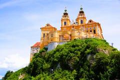 Abbaye de Melk Image stock