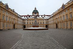 Abbaye de Melk, Autriche Photographie stock libre de droits