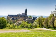 Abbaye de Monatery Banz de Bénédictine images libres de droits