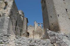 Abbaye de Montmajour em França imagens de stock royalty free