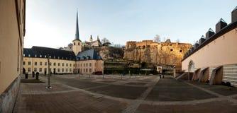 Abbaye de Neumunster Fotos de archivo libres de regalías