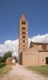 Abbaye de Pomposa Photographie stock libre de droits