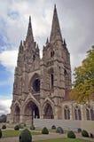 Abbaye de Rue-Jean-DES-Vignes dans Soissons Images libres de droits