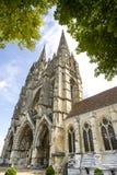 Abbaye de Rue-Jean-DES Vignes dans Soissons Photo stock